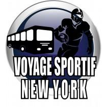 VOYAGE SPORTIF À NEW YORK